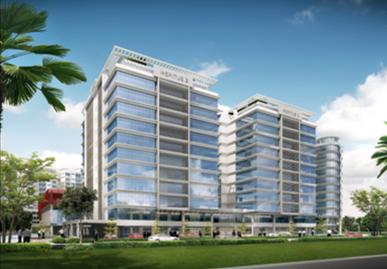 Meritus @ Oasis Corporate Park