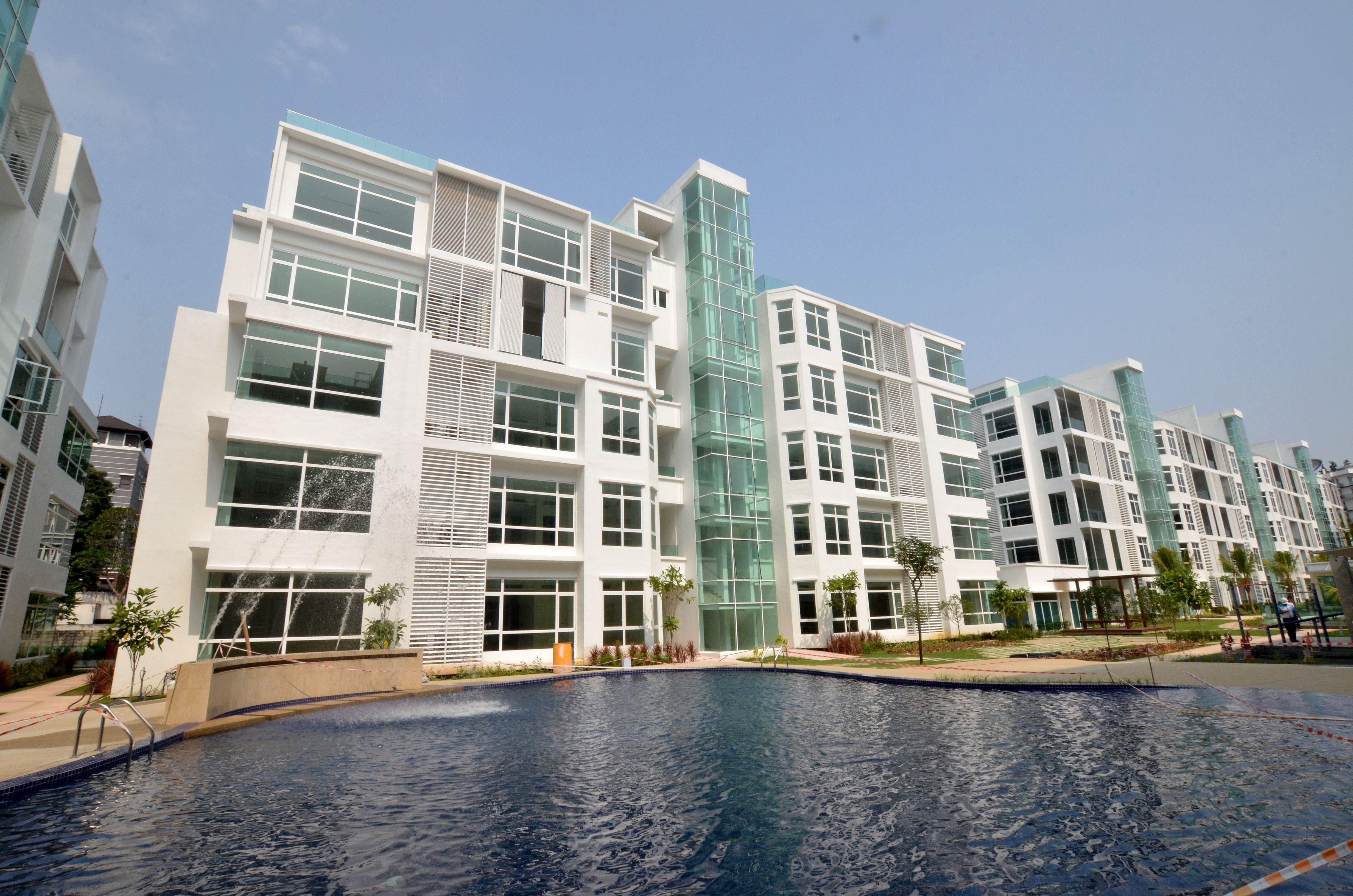 Brunsfield Residence @ U Thant
